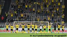 Deutschland | Bundesliga | Borussia Dortmund v Borussia Mönchengladbach