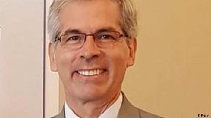 Yesid Reyes, exministro de Justicia de Colombia