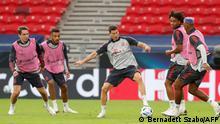 Ungarn | Budapest | Europäischer Superpokal - Bayern München Training