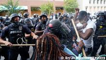 USA | Kentucky | Fall Breonna Taylor | Protest