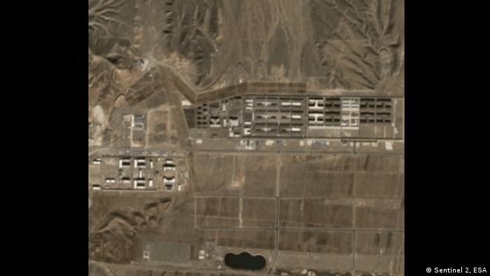 China Xinjiang Lager