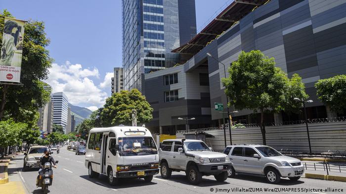 Venezuela Flexibilitätstage seit Beginn der Pandemie (Jimmy Villalta/ZUMA Wire/ZUMAPRESS/picture-alliance)