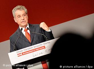 هاینس فیشر رئیسجمهور اتریش