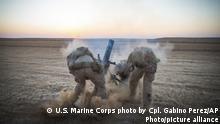 Syrien US-Truppen Krieg