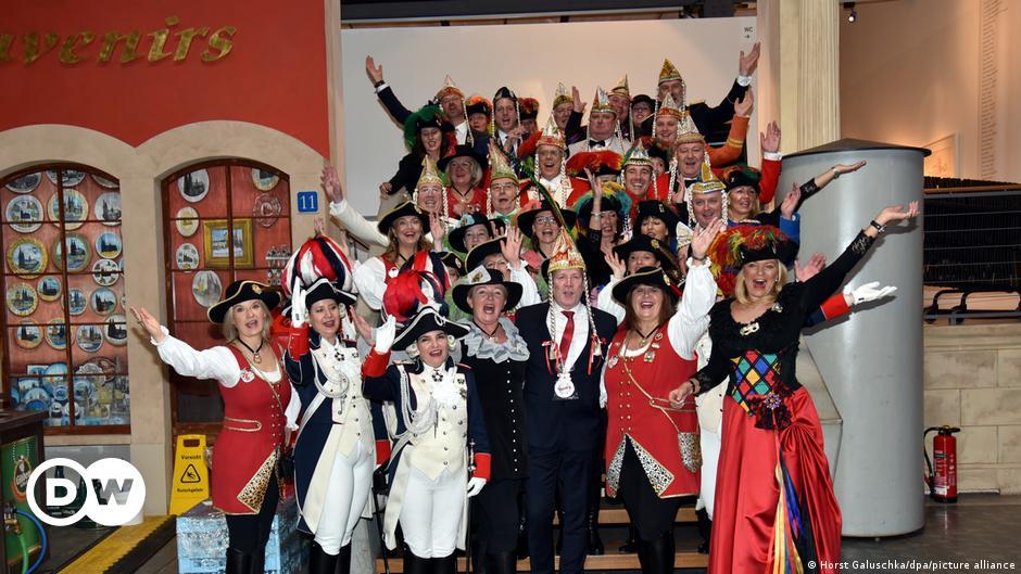 Frauen im Kölner Karneval