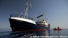 Italien Sizilien | Coronavirus | Rettungsschiff Alan Kurdi