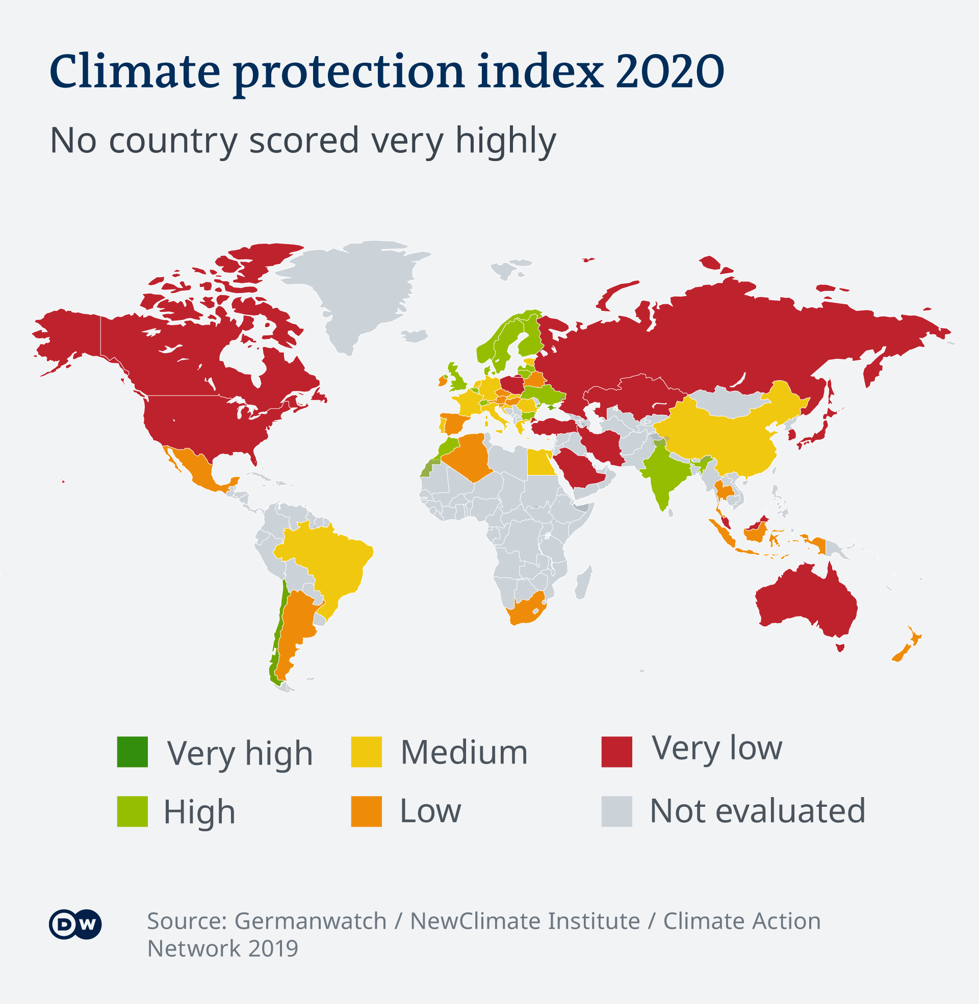 Infographic: Climate Protection Index