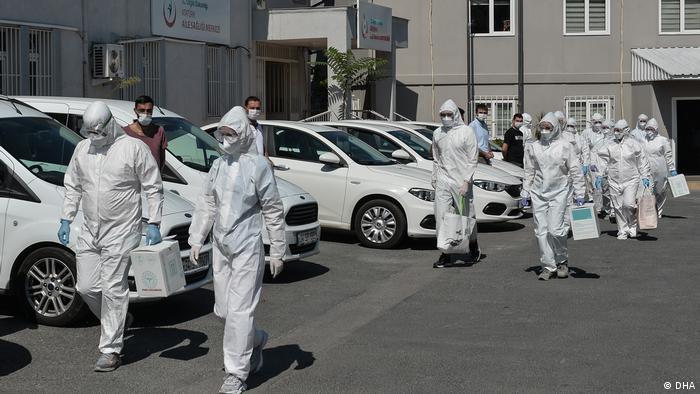 Ситуація з інфікуванням коронавірусом у Туреччині погіршилась