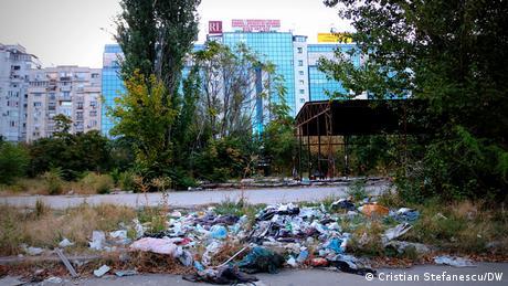 București gunoaie imagine din 24.09.2020