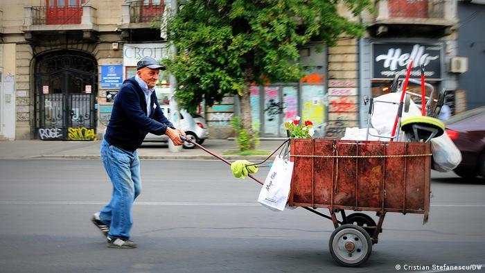 Bucureşti (Cristian Stefanescu/DW)