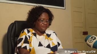 Mosambik Zambezia | Partei RENAMO | Maria Elisa
