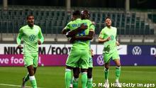 Deutschland Wolfsburg | UEFA Europa League | VfL Wolfsburg v Desna