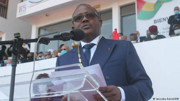 Guinea-Bissau | 47 Jahre Unabhängigkeit | Umaro Sissoco Embaló