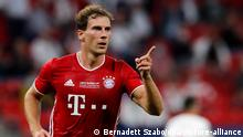 Fußball | UEFA Super Cup | FC Bayern – FC Sevilla