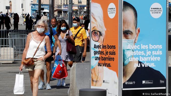 Frankreich Coronavirus Marseille (Eric Gaillard/Reuters)