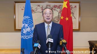 UN-Vertreter China Zhang Jun