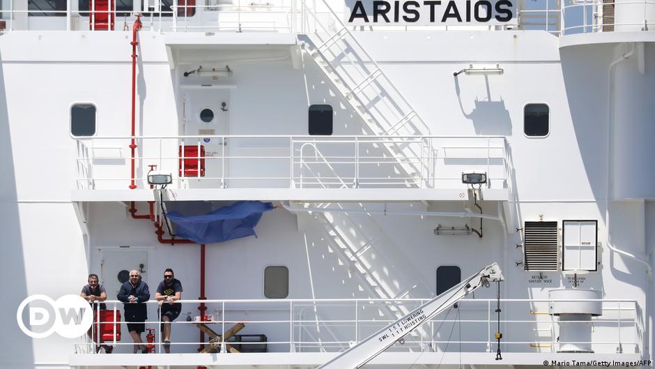 Corona: Hunderttausende Seeleute weiterhin gefangen