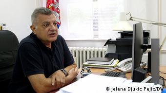 Robert Lestmajster, upravnik najstarijeg centra za azil u bivšoj Jugoslaviji