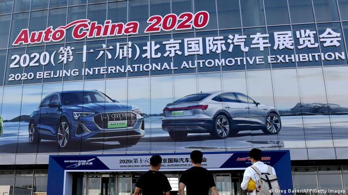 Peking Auto China 2020 Automesse