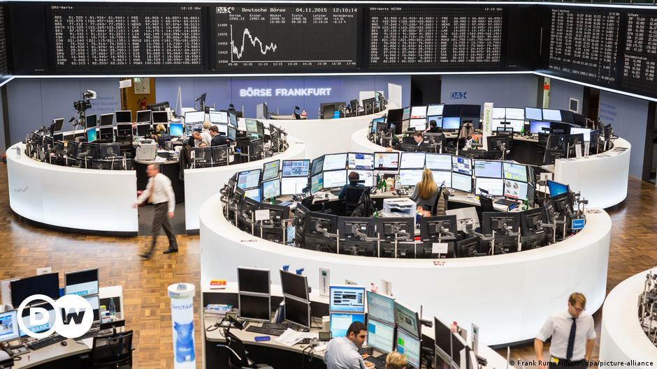 Frankfurts Börse im Wandel