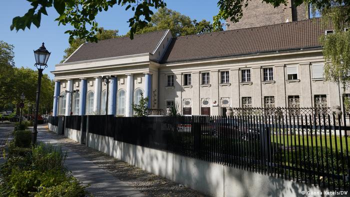 Fraenkelufer Synagogue in Berlin (Gönna Ketels / DW)