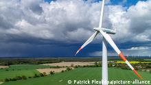 Windrad von Siemens I Siemens Energy