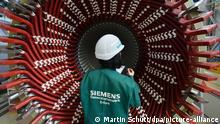 Kraftwerkssparte von Siemens