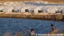 Eindrücke Moria Flüchtlingslager, Lesbos