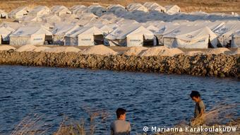 Λέσβος πρόσφυγες