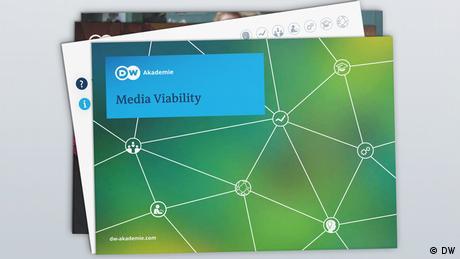 Mockup Flash Cards Media Viability DW Akademie