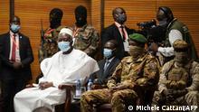 Vereidigung von Präsident Bah Ndaw in Mali