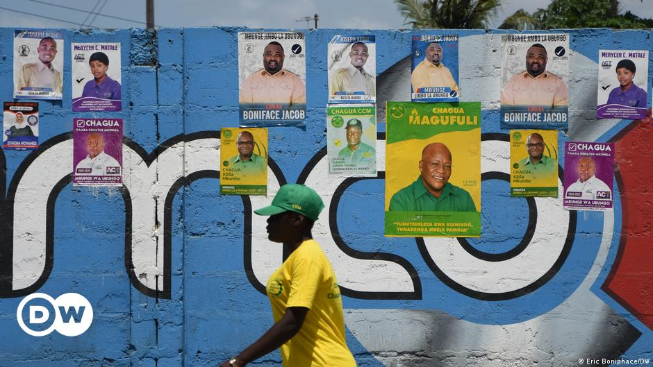 Tanzania elections: A choice between Magufuli and democracy?