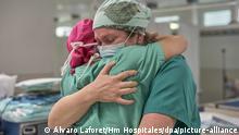 Internationaler Tag der Pflege - Spanien