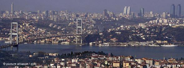 Blick auf Istanbul (Foto: dpa)