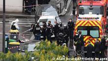 Frankreich I Messerattacke in Paris
