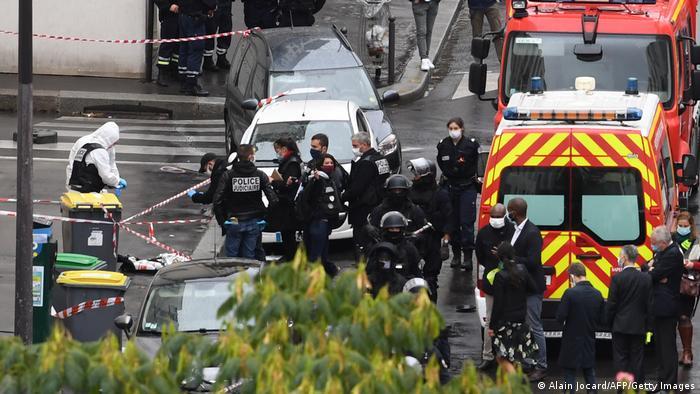 Posibil atentat terorist la Paris