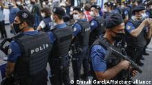 Türkei I Demonstrationen in Istanbul I Juni 2020
