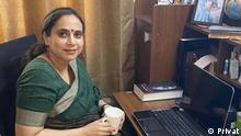 Rohinee Singh - DW Urdu Bloggerin