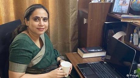Rohinee Singh - DW Urdu Bloggerin (Privat)