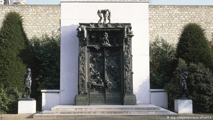 Skulptur von Rodin: Höllentor (akg-images/picture-alliance)