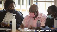 Ruanda Kigali | Paul Rusesabagina zur Anhöhrung vor Gericht
