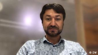 Эксперт по системам распознавания лиц Валерий Тимошенко