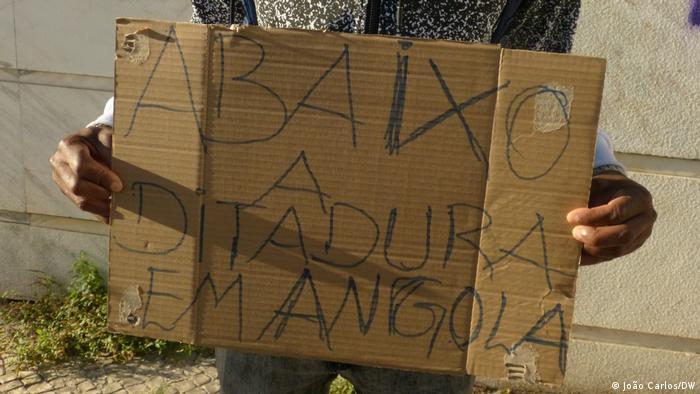 Portugal   Protest in Lissabon für die Legalisierung von PRA-JA