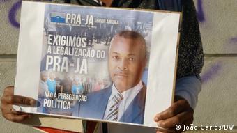 Portugal | Protest in Lissabon für die Legalisierung von PRA-JA