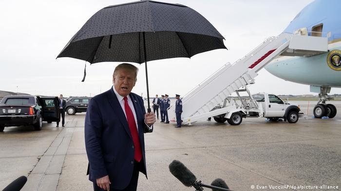 USA - Donald Trump (Evan Vucci/AP/dpa/picture-alliance)