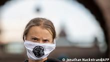 BdTD Klima-Proteste Schweden Greta Thunberg