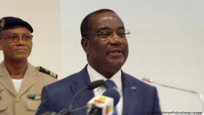 Togo Prime Minister Komi Selom Klassou