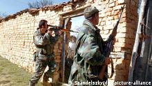 Kosovo-Konflikt   UCK-Kämpfer