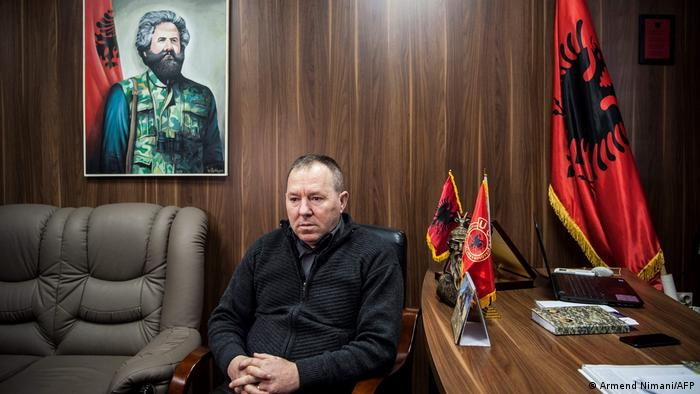 Lider kosovskih veterana Hisni Gucati uhapšen