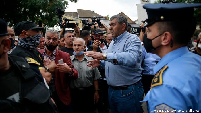 Kosovo Pristina | Ex-UCK-Kämpfer Hysni Gucati verhaftet